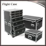 Caixa de alumínio da estrada de Workbox do caso do vôo da caixa de ferramentas do preço de fábrica