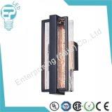 indicatore luminoso nero della parete di 7W LED con l'UL RoHS del Ce