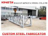 Ферменная конструкция дорожки платформы стальной структуры горячего DIP гальванизированная