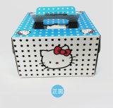 Emballage de boîte à chocolat de gâteau de lune de cadre de gâteau de papier de constructeur de qualité
