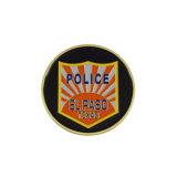 Monnaie de police à l'émail personnalisée