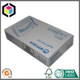 Caselle impaccanti di colore del cartone ondulato di memoria su ordinazione del documento