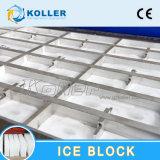 Koller 5 тонн блока льда делая машину с непосредственным испарением