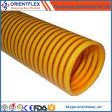 Grand tuyau d'aspiration de l'eau de PVC de diamètre