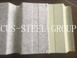 Anti-Condensation Dripstop Trapezoid Steel Profile / Colorbond Metal Roofing Sheet