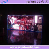 Colore completo locativo dell'interno P5 che fonde sotto pressione la video parete del LED per fare pubblicità