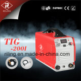 Máquina de soldadura Tigwelder do TIG do inversor da C.C. do arco (TIG-140I/160I/200I)