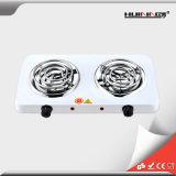 1000W+1500W電気対の歯切り工具の二重二重熱い版のポータブルの炊事道具