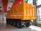 판매에 60tons 80tons 적재 능력 Ginaf 덤프 트럭