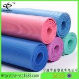Stuoia di yoga di NBR, stuoia di yoga del TPE, stuoia di yoga del PVC