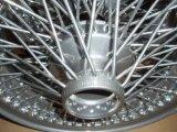 合金の車輪のためのエポキシポリエステルスプレーの粉のコーティング