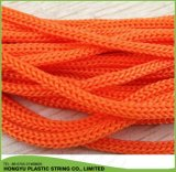Alta calidad y precio competitivo cuerda de la manija del algodón del poliester para la bolsa de papel