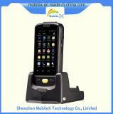 Unité de collecte de données androïde sans fil, IP64 PDA, lecteur de RFID tenu dans la main