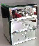 ファクトリー・アウトレット木の永続的なミラーの宝石類の一定ボックス