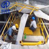 Versterkte Plastic Grating van Grad Glasvezel
