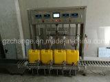 Machine de remplissage détergente de lotion automatique de shampooing