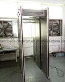 6 Zonas Detector de Metales Marco de Puertas Detector de Metales Recorrido por Detector de Metales