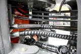 Carregador novo da roda do projeto 3ton com vários acessórios