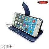 acessório de couro do telefone móvel da carteira iPhone7