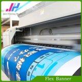 Bandera Rolls de la flexión del PVC de Frontlit del fondo del diseño de la bandera de la flexión