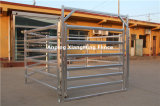 販売のための6つの楕円形の柵の鋼鉄牛パネル電流を通される頑丈