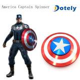 Capitão Protetor Metal Girador Brinquedo de América
