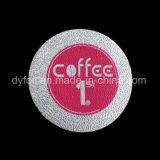 Tapa disponible de encargo de la taza de café