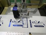 Alta velocidad plato de troquel de corte de la máquina con el estampado en caliente