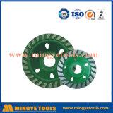 Абразивный диск диаманта Turbo истирательный для полируя мрамора