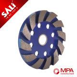 головка абразивного диска диаманта 115mm Китай для полируя гранита