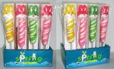 Caramella dura del Lollipop del tornado per tempo speciale