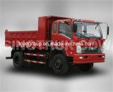 Caminhão de descarga do caminhão leve 4X2 de Sinotruk Cdw para o transporte de carga