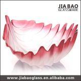 Bacia de vidro profunda de Rosa do cal de soda da cor do pulverizador (GB1615MG-1/PDS)
