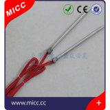 Micc calentador del cartucho de la certificación del Ce del rojo