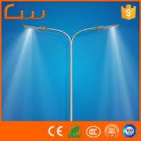 o dobro da lâmpada 180W arma a luz ao ar livre da estrada do diodo emissor de luz de 8m