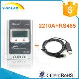 Controlador solar de Epever 20A MPPT 12V/24V LCD para o sistema solar com Ce e rós Tracer2210A
