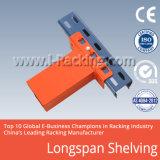MetallLongspan Lager-Speicher-Fach-Zahnstange 200-800 Kilogramm Udl/waagerecht ausgerichtetes