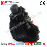 Realista que desgasta el sombrero suave Animales gorila