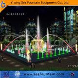 Fontaine matérielle décorative de la musique Ss304 de premier stationnement de pente