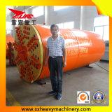 Entwässerung-Aufbau-Tunnel-Bohrmaschine