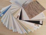 Window Blind Soft Material Cortina de tecido colorido