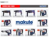 Taladro de martillo de Makute de la buena calidad (HD002)