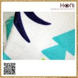 Полотенце пляжа круга Microfiber, полотенце высокого качества дешевое круглое
