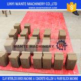 Brique/bloc diesel de saleté de Wt2-20m faisant la machine de la grande capacité