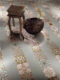 Tuile de décoration de 24*24 Rustiic pour la décoration d'étage et de mur aucun type espagnol supportable Sh6h0010/11 de glissade