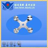 Xc-B3103 de Montage van de Spin van de Muur van het Glas van het Roestvrij staal van de Hardware van het Glas