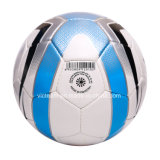 Шарики футбола тканья качества Nfhs ручные сшитые