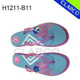 Cabritos de la manera y zapatos adultos del deslizador de la sandalia