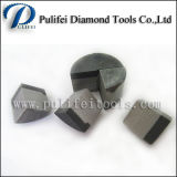 Этап диаманта этапа PCD Epoxy пола диаманта меля меля
