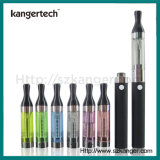 El T2 Clearomizer de Kanger con 2.4ml vende al por mayor la bobina cambiable